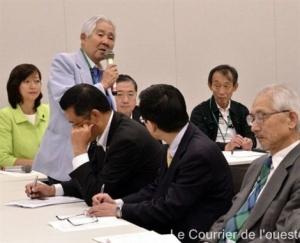 Пожилые японские инженеры хотят отправиться на Фукусиму