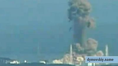Взрыв на АЭС Фукусима-1